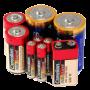 Аккумуляторы, батарейки, зарядное