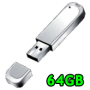 USB Flash 64gb