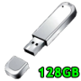 USB Flash 128gb