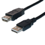Удлиннители USB
