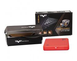 Карман HDD 2.5″ Frime FHE15.25U20 USB 2.0 Plastic, Red