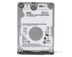 Жесткий диск 2.5″ 500Gb Western Digital AV-25, SATA2, 16Mb, 5400 rpm (WD5000LUCT) (Ref)