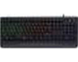 Клавиатура 2E KG310 GAMING, Black, USB, LED подсветка, несъемная подставка под запястья, 1,8 м (2E-KG310UB)