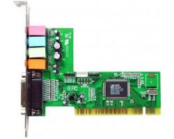 Звуковая карта PCI Universal 4CH (C-MEDIA 8738) (10715)