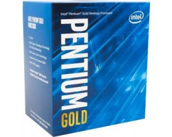 Процессор Intel Pentium Gold (LGA1200) G6600, Box, 2x4,2 GHz, UHD Graphics 630 (1100 MHz), L3 4Mb, Comet Lake, 14 nm, TDP 58W (BX80701G6600)