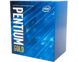 Intel Pentium Gold (LGA1200) G6405, Box, 2x4,1 GHz, UHD Graphics 610 (BX80701G6405)