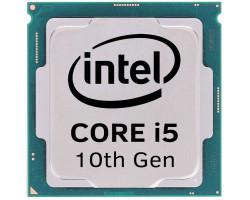 Intel Core i5 (LGA1200) i5-10400F, Tray, 6x2,9 GHz (Turbo Boost 4,3 GHz), L3 12Mb, Comet Lake, 14 nm, TDP 65W (CM8070104290716)