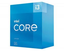 Процессор Intel Core i3 10105F 3.7GHz (6MB, Comet Lake, 65W, S1200) Box (BX8070110105F)