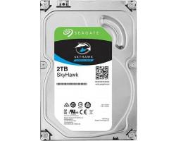 Жесткий диск 3.5″ 2Tb Seagate SkyHawk, SATA3, 256Mb, 5900 rpm (ST2000VX015)