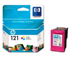 Картридж HP №121 color CC643HE DJ D2563/ F4283