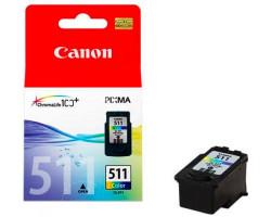 Картридж Canon CL-511 OEM color (iP2700/ MP230-280/ 480/ 490/ MX320-350)