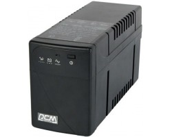 ИБП PowerCom BNT-600AP 600ВА, USB, Line-Interactive, 3 ступ AVR, диапазон 155-275В, защита RJ45
