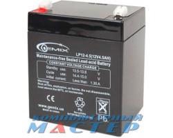 Аккумулятор ИБП 12B 4.5Ah Gembird LP12-4.5 /  90*70*101мм