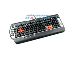 Клавиатура A4Tech X7-G800V USB