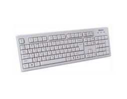 Клавиатура A4Tech KM-720 USB White