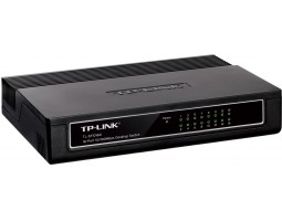 Коммутатор 16 портов TP-LINK TL-SF1016D 10/ 100 Mb, Unmanaged