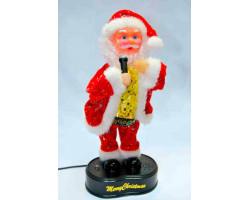 NeoDrive сувенир Санта Клаус USB (25 см, танцует и поет)