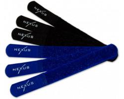 Cтяжки для кабеля Nexus CT-600 (NXS-CT-600) 6 шт, 18 см