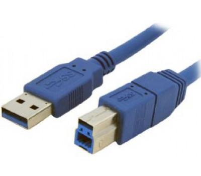 Кабель USB (3.0) 1.8m Gembird CCP-USB3-AMBM-6