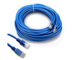 Патч-корд UTP литой 20.0m ATcom синий (9170)