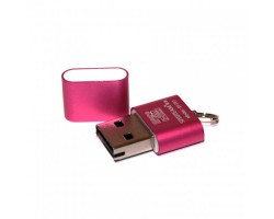 Картридер Siyoteam SY-T97/ T18 USB 2.0 MicroSD внешний