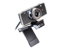 Вебкамера Gemix F9 black с микрофоном