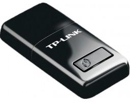 Сетевая карта TP-Link TL-WN823N (USB > Wi-Fi 300 Мбит/ с, 802.11n, микро размер)