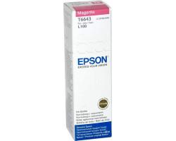 Чернила Epson L100 70ml Magenta OEM (C13T66434A)