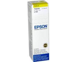 Чернила Epson L100 70ml Yellow OEM (C13T66444A)