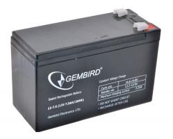 Аккумулятор ИБП 12B 7.5Ah EnerGenie BAT-12V7.5AH /  ШxДxВ 150x64x94