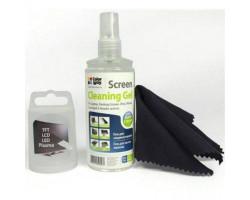 Набор чистящий CW 2 в 1 (CW-5151) гель 150 мл + салфетка из микрофибры