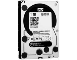 Жесткий диск 3.5″ 1Tb Western Digital Black, SATA3, 64Mb, 7200 rpm (WD1003FZEX)