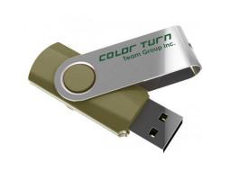 USB Flash Drive 16Gb Team Color Turn Green /  TE90216GG01