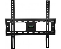 Настенное крепление LCD/ Plasma TV 26-47″ Walfix M-5B цвет черный, до 60 кг, VESA::400x400 мм, отступ от стены:: 34 мм, уровень для точной установки.