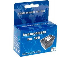 Картридж HP №129 (C9364HE), Black, DJ 5943/ PSC 2573, MicroJet (HC-F35)