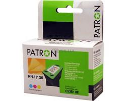 Картридж HP №136 (C9361HE), Color, DJ 5443/ PSC 1513, 14 ml, Patron (PN-H136)
