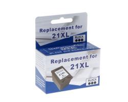 Картридж HP №21 (C9351CE), Black, DJ3920/ PSC1410, MicroJet (HC-E01X)