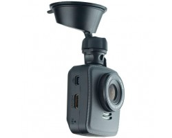 Globex GU-DVV010 /  2,7″ /  1 кам /  сенсор 3.2Мп /  1920x1080, 30 кадр/ с /  встроенный GPS логгер /  G-сенсор /  ночной режим