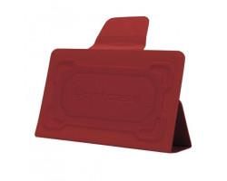 Чехол-подставка 8″ PortCase TBL-380RD, Red, иск.кожа/ пластик