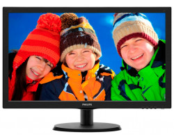 22″ Philips 223V5LSB2/ 62 (21.5″/ TN/ 5мс/ VGA/ 250кд*м2/ 1000*1/ 1920*1080/ 90/ 65)