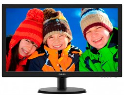 22″ Philips 223V5LSB2/ 62 (21.5″/ LED/ 5мс/ VGA/ 250кд*м2/ 1000*1/ 1920*1080/ 90/ 60)