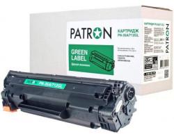 Картридж Canon 712, Black, LBP-3010/ 3020, 1.5k, Patron Green (PN-35A/ 712GL)