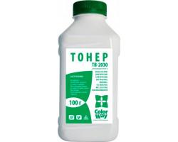 Тонер Brother HL-2030/ 2040/ 2070/ 5240/ 5250/ 5270/ 5280, 100 г, ColorWay (TB-2030)