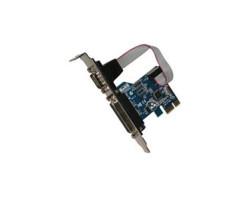 Контроллер PCI-Express Х1 PARALLEL + Serial (Com+Lpt) PCI-E (16082)