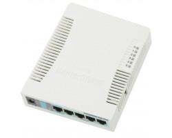 Роутер MikroTik RouterBOARD RB951G-2HnD, 5 LAN 100/ 1000Mb