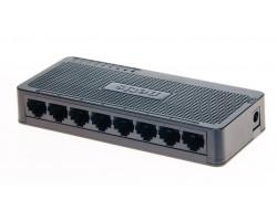 Коммутатор 8 портов NETIS ST3108S  10/ 100 Мбит Unmanaged
