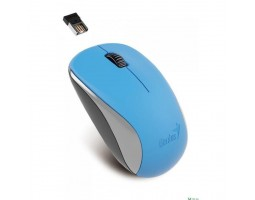 Мышь Genius Wireless NX-7000 USB Blue