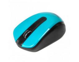 Мышь Maxxtro Mr-325-B беспроводная, USB, голубая