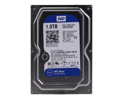 Жесткий диск 3.5″ 1Tb Western Digital Blue, SATA3, 64Mb, 5400 rpm (WD10EZRZ)