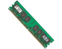 DDR2 2Gb 800 MHz (PC6400), Kingston, CL6, Slim (KVR800D2N6/ 2G)